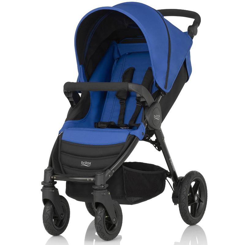 Детская коляска Britax Roemer B-Motion 4 Ocean Blue<br>