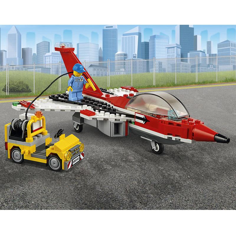 Конструктор LEGO City 60103 Авиашоу