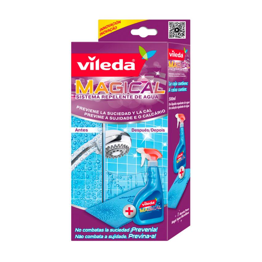 Набор Vileda Magical спрей 500 мл+салфетка<br>