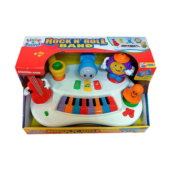 Развивающая игрушка Kiddieland Пианино Рок-банда<br>