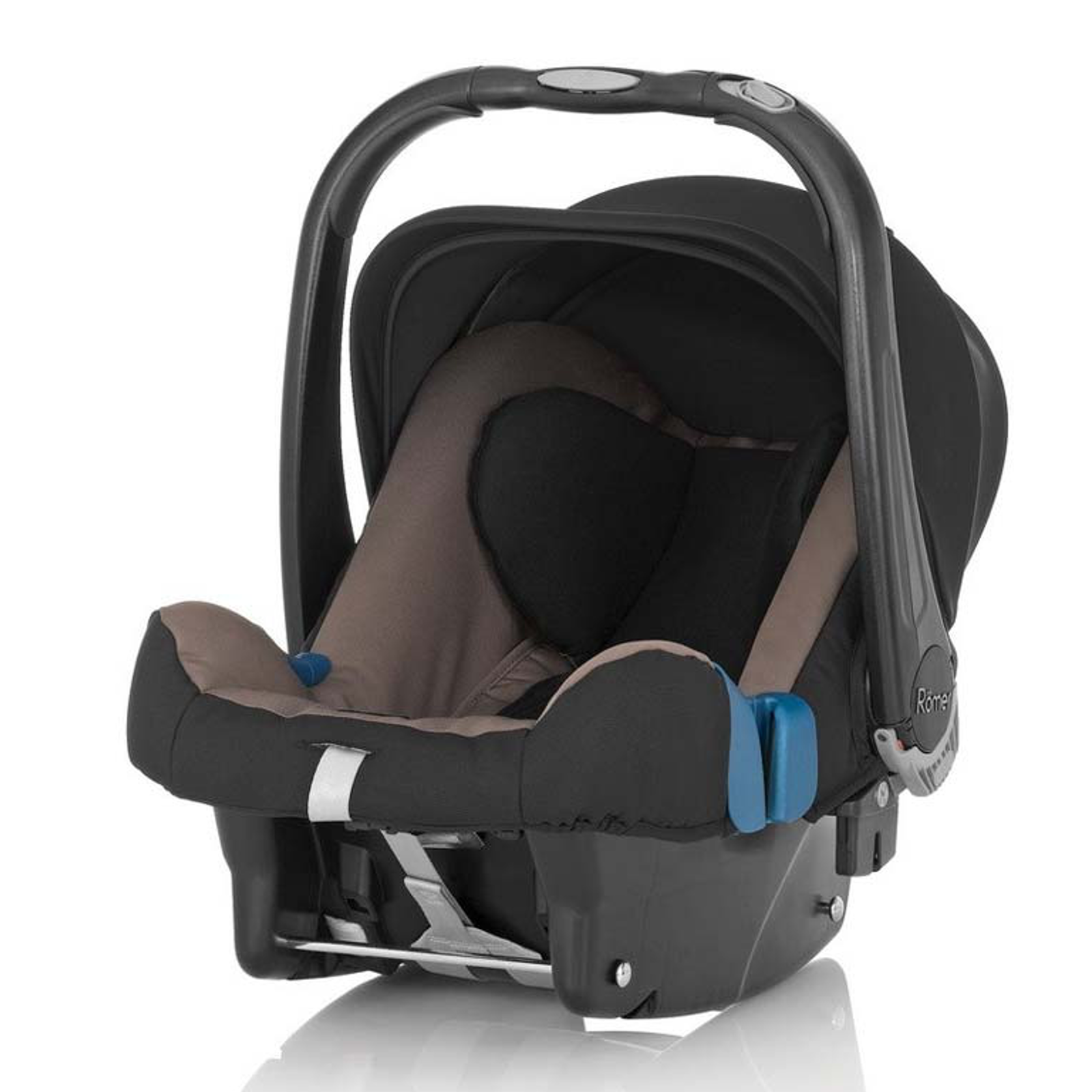 ���������� Romer Baby-Safe+ SHR II Fossil Brown