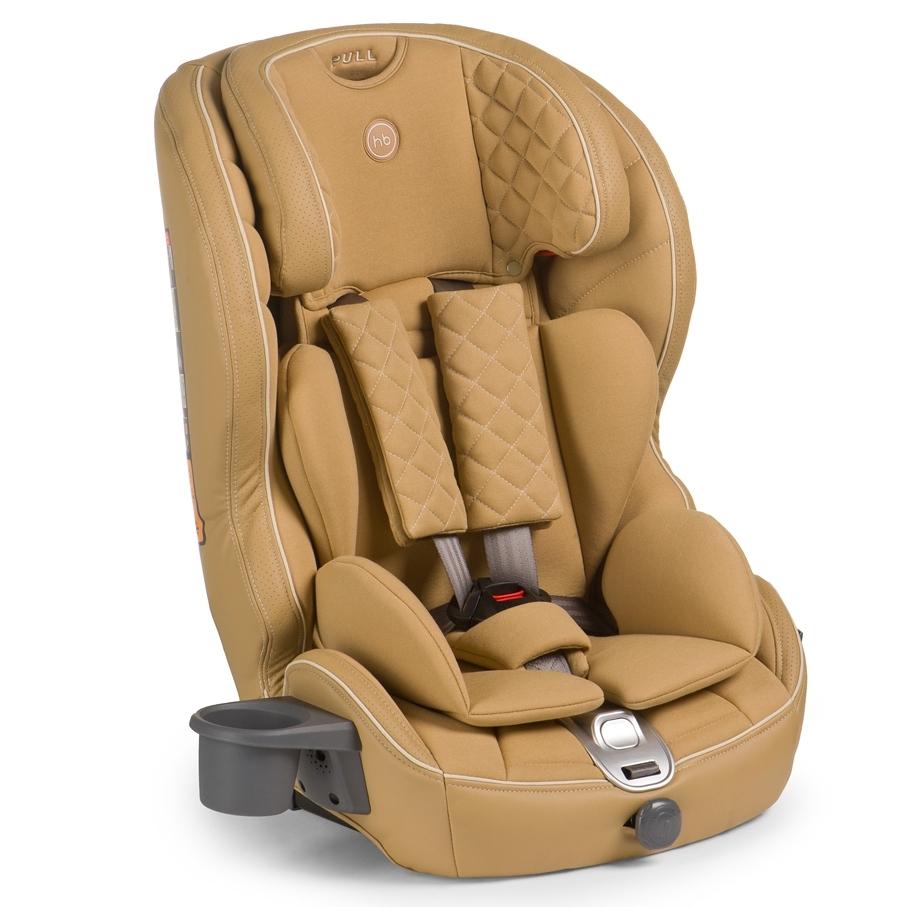 Автокресло Happy Baby Mustang Isofix Beige<br>