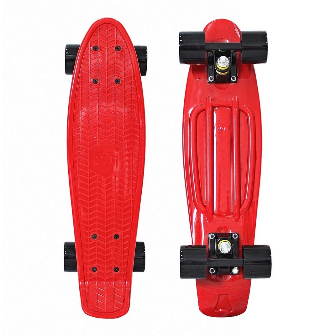 Скейтборд Y-Scoo Penny board Classic Red