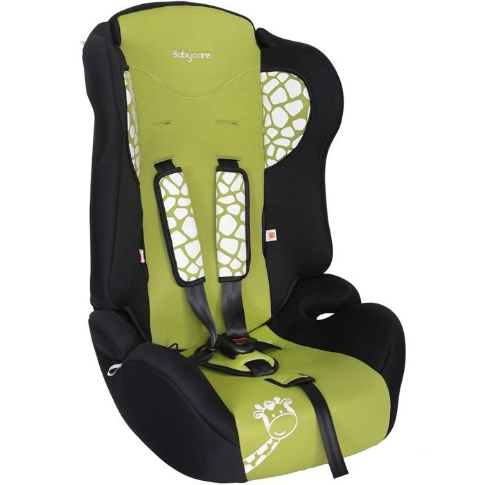 Автокресло Baby Care BC-513 Жирафик Зеленый<br>