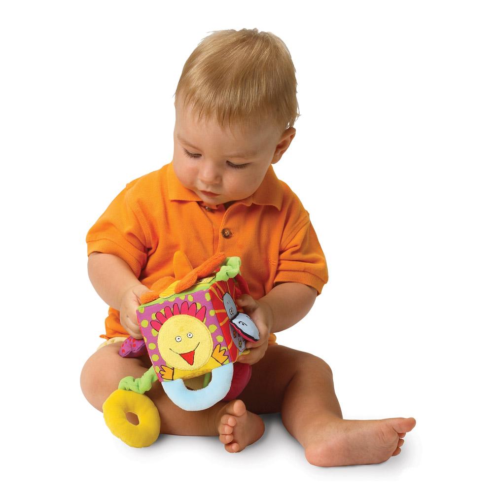 Развивающая игрушка Taf Toys Кубик с 0 мес.