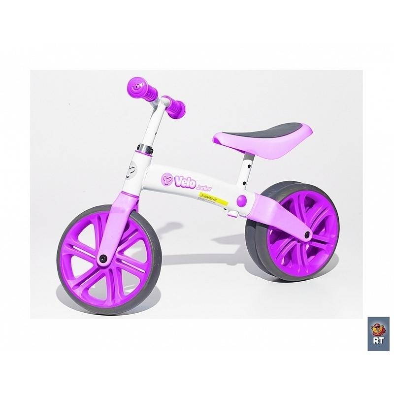 ������� Y-Bike Y-volution Y-Velo Junior Balance bike Pink