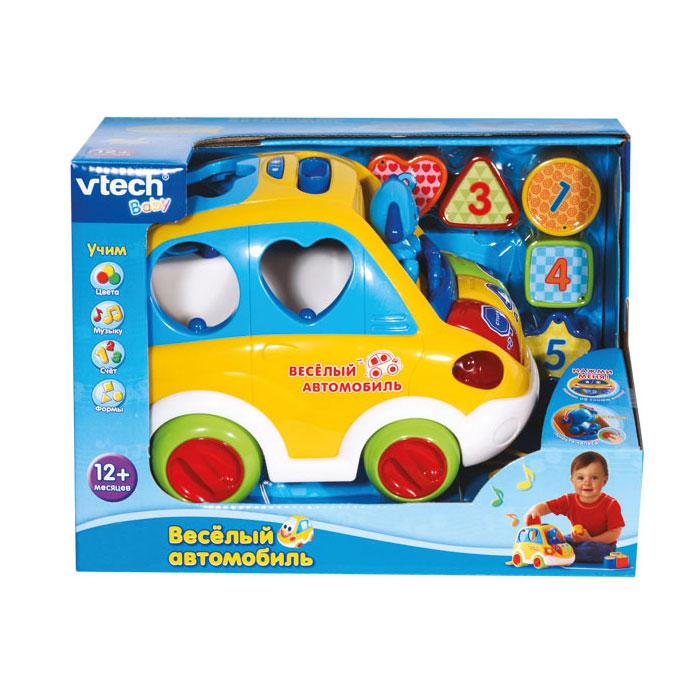 Развивающая игрушка Vtech Автомобиль-каталка