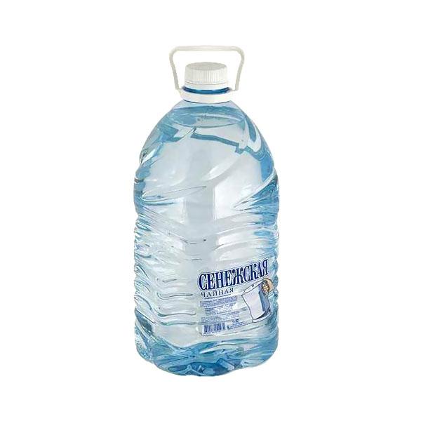 Вода минеральная Сенежская 5 л Негазированная 5 л (пластик)<br>