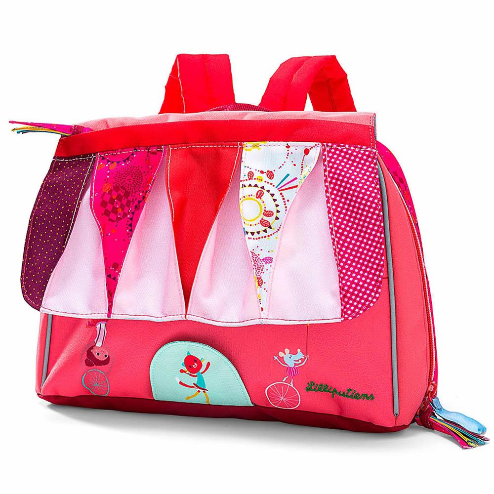 Рюкзак дошкольный Lilliputiens А5 Цирк Шапито<br>