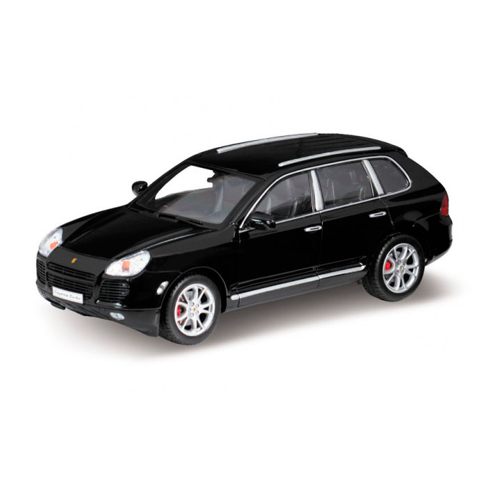 Машинка Welly PORSCHE CAYENNE TURBO<br>