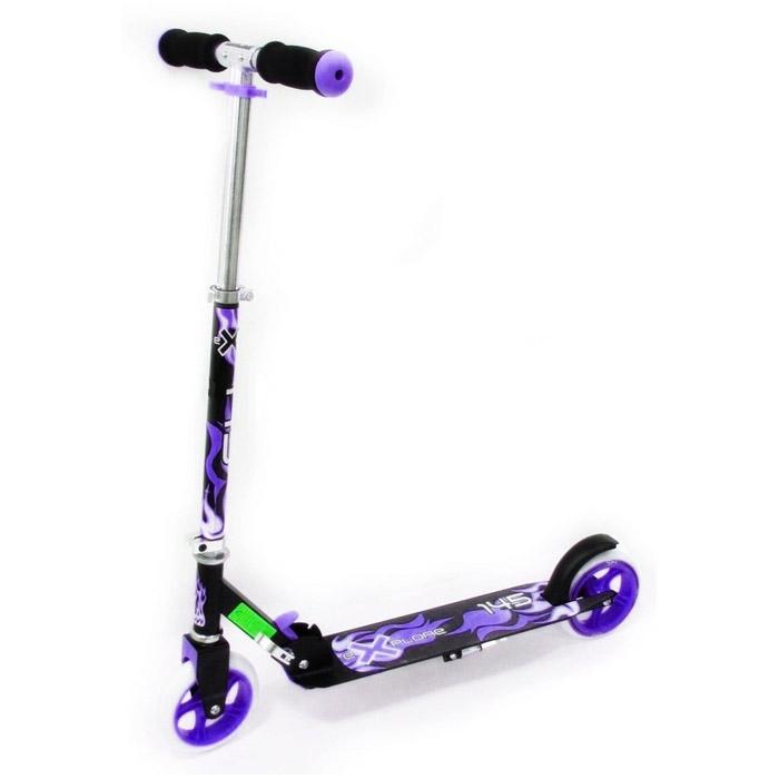 Самокат Explore Mirage Фиолетовый