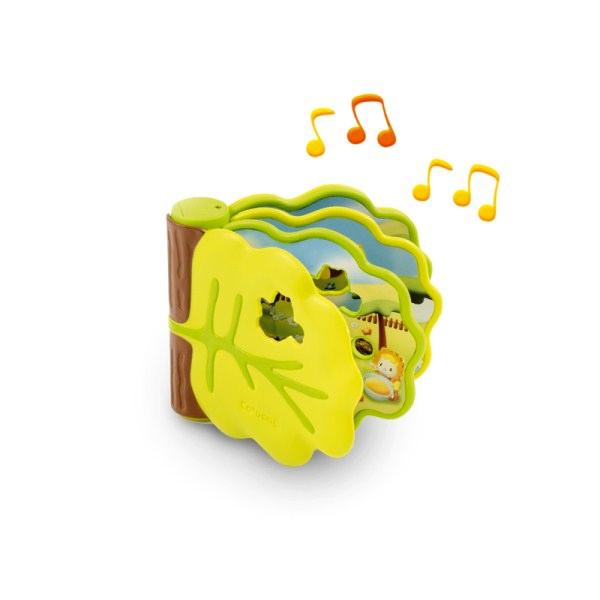 Развивающая игрушка Smoby Книжка развивающая Cotoons с 6 мес. (музыкальная)<br>