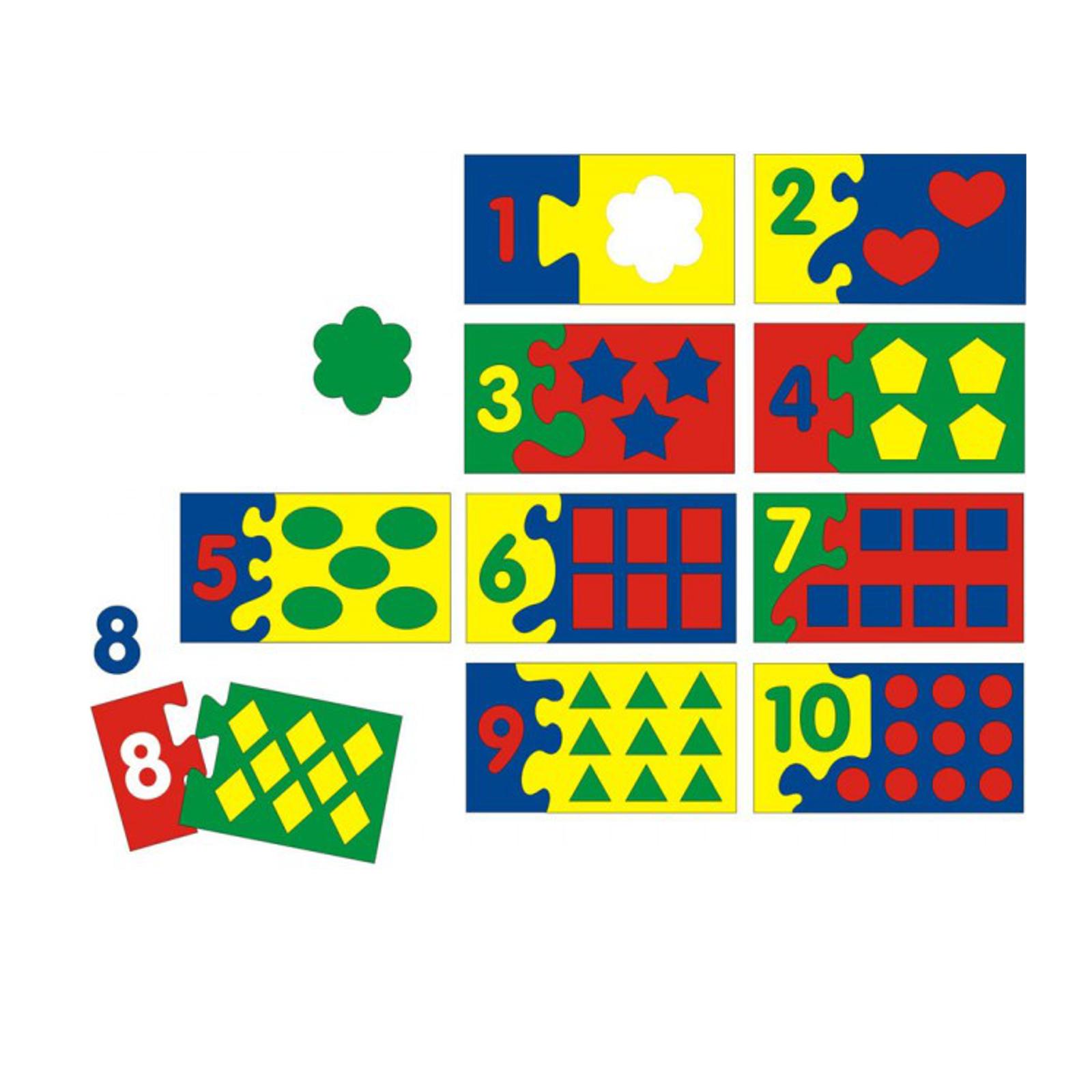 Развивающая игрушка Флексика Математический набор<br>