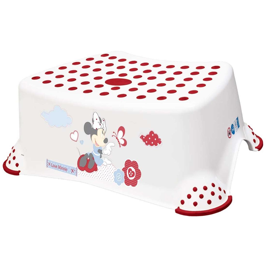 Ступень-подставка ОКТ Disney Минни цвет - белый<br>