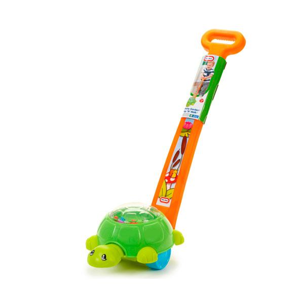 Игрушка Little Tikes Развивающая каталка Черепашки<br>