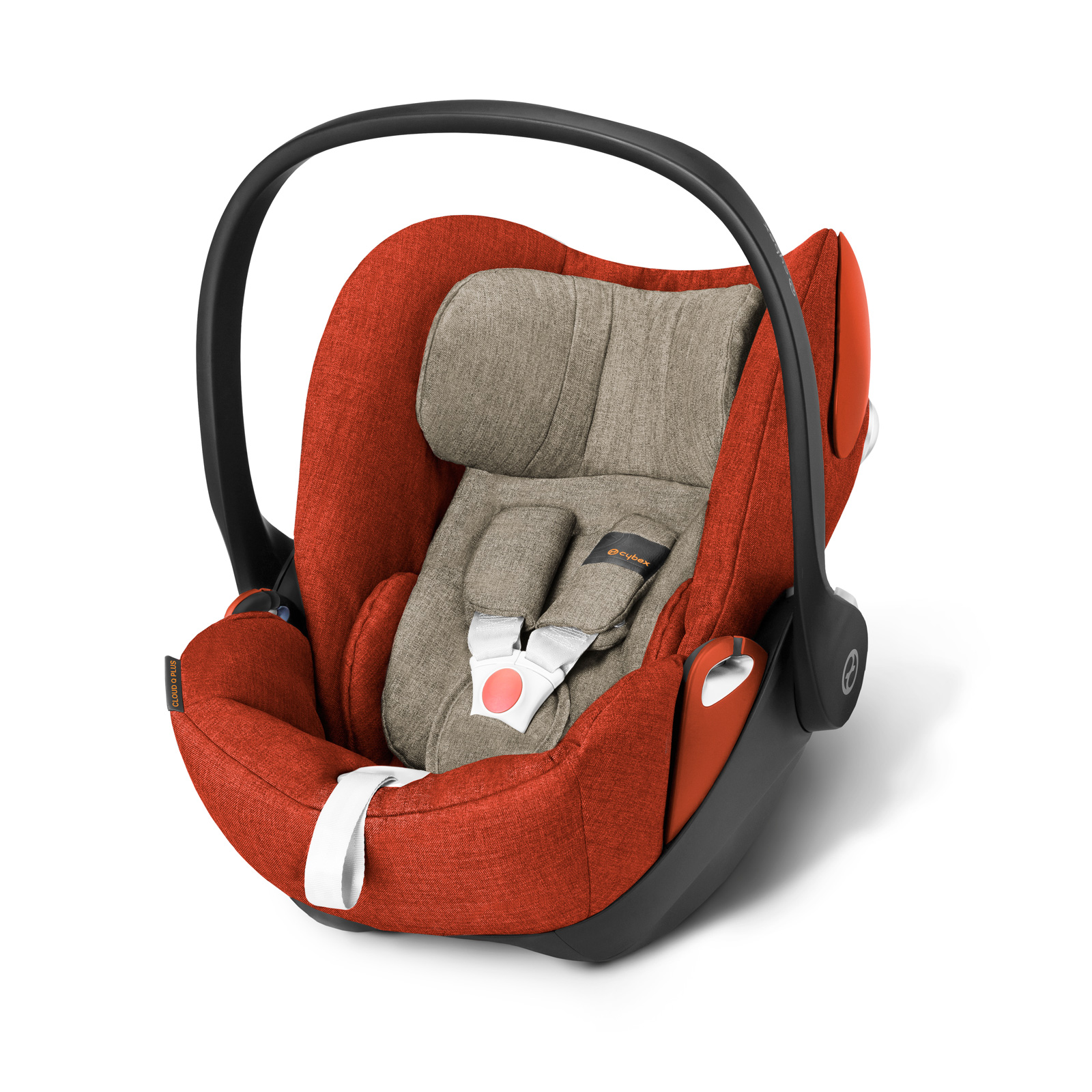 Автокресло Cybex Cloud Q PLUS Autumn Gold<br>