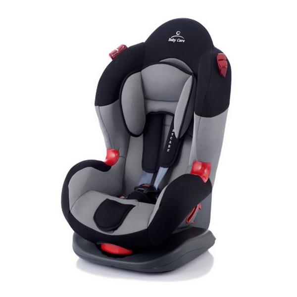 Автокресло Baby Care ESO Sport Premium Black Lt Gray