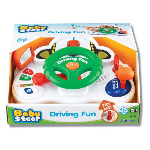 Развивающая игрушка Keenway Занимательное вождение<br>