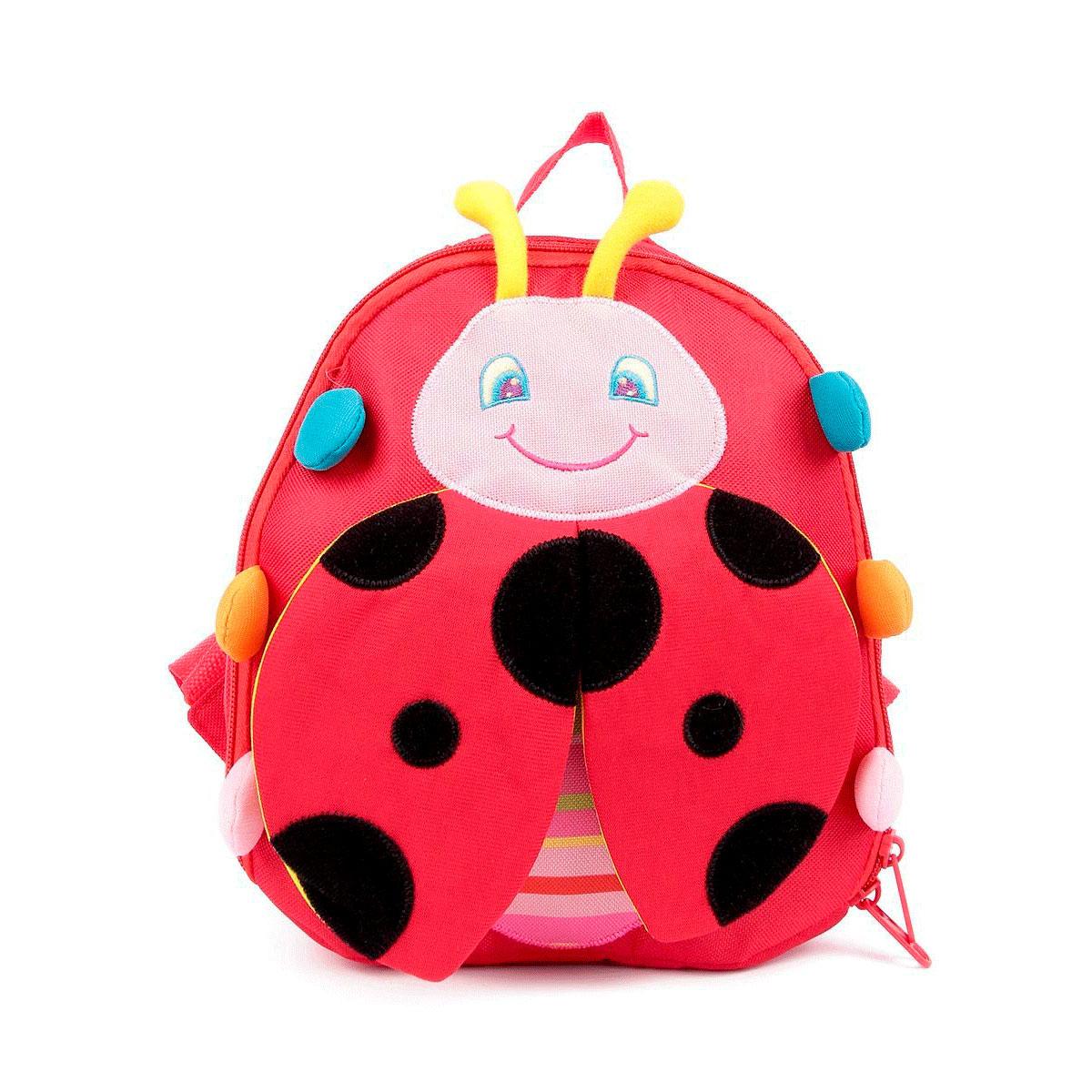 Рюкзак-сумка Leader Kids Божья коровка 25 см.