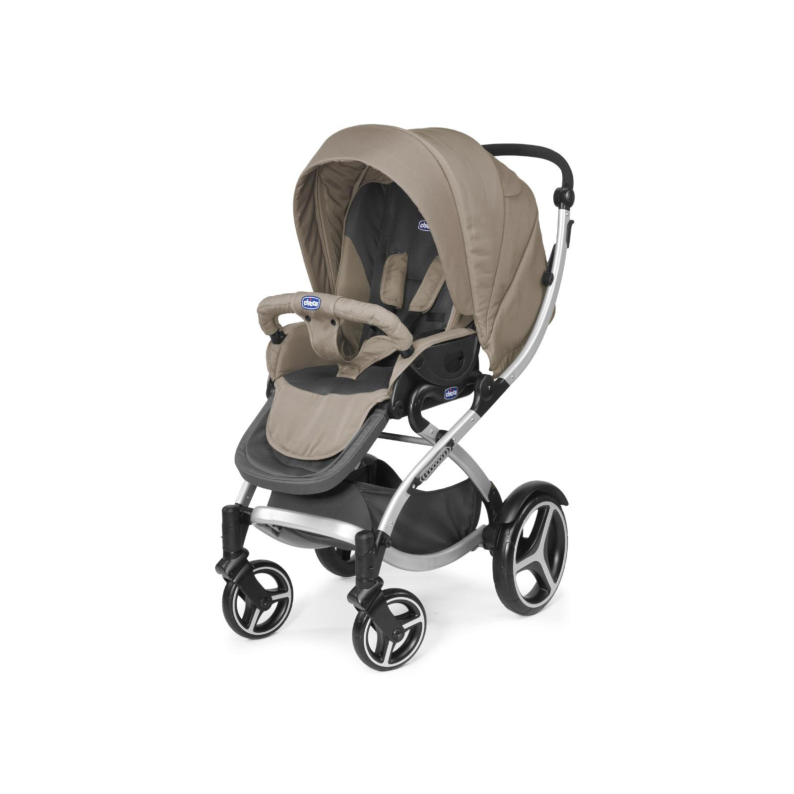 ������� Chicco Artic Stroller Complete 2 � 1 beige