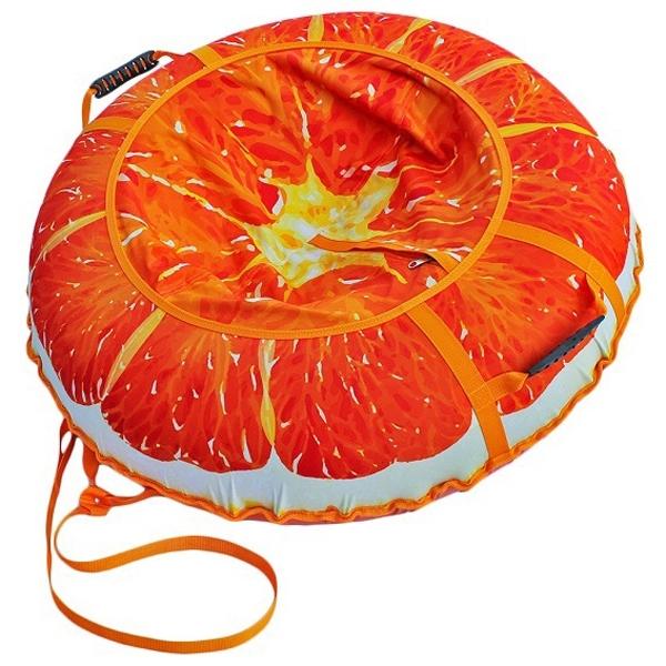 Тюбинг Митек 110 см Сочный Апельсин<br>