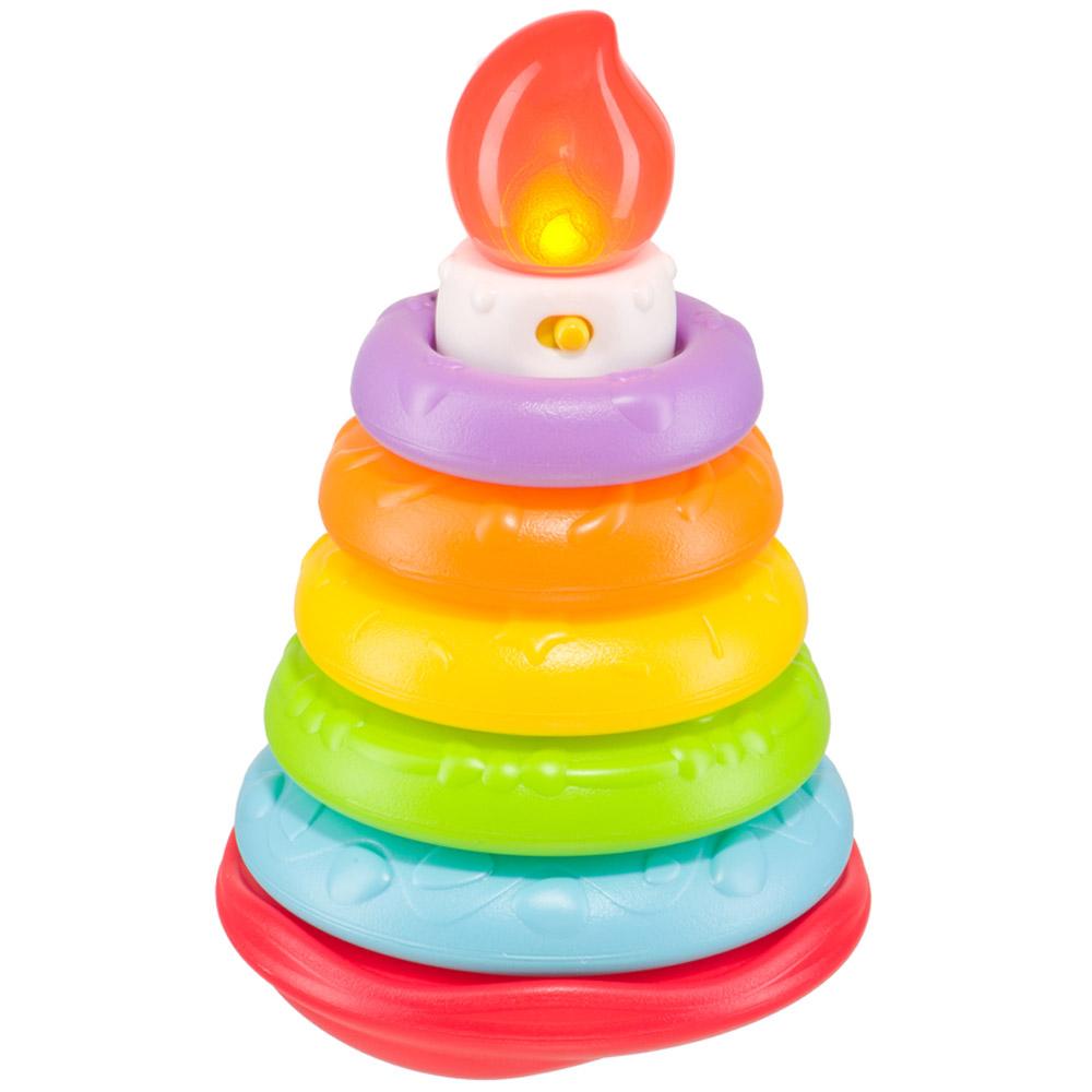 Пирамидка Happy Baby HAPPY CAKE<br>