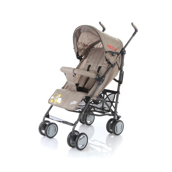Коляска Baby Care In City khaki<br>