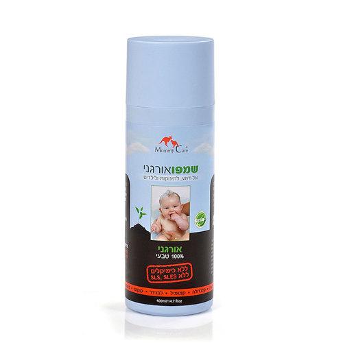 Шампунь Mommy Care Baby 400 мл органический