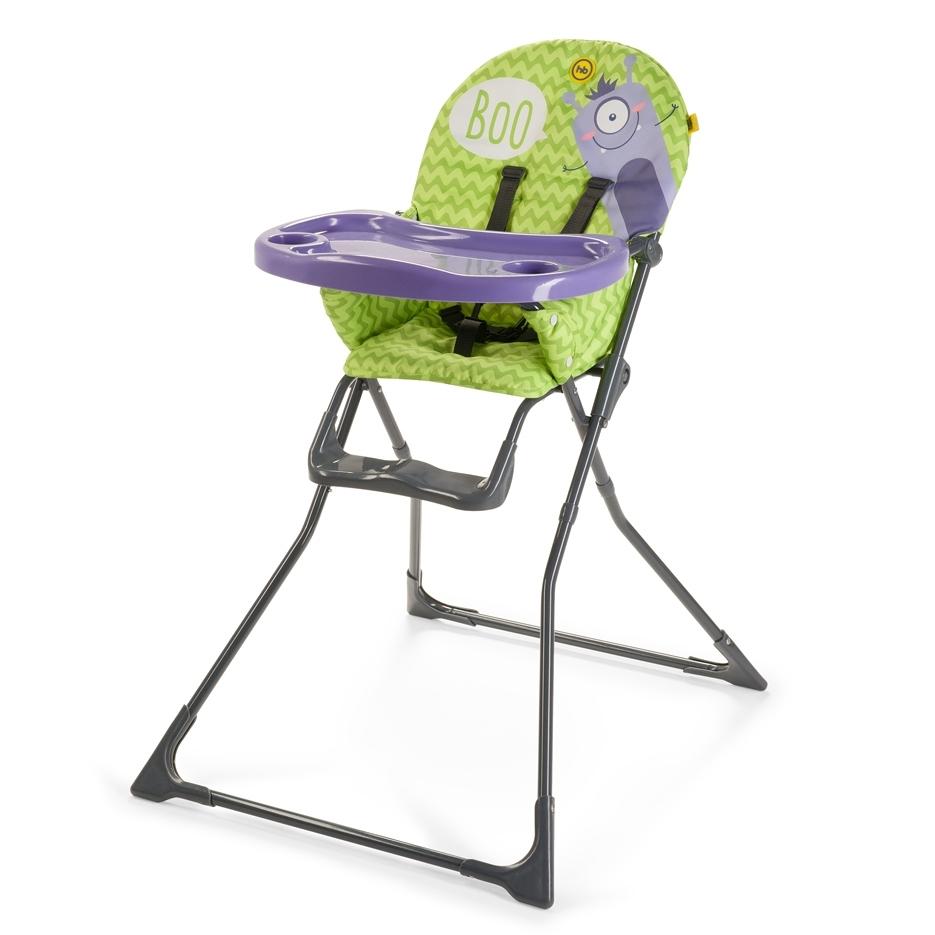 Стул для кормления Happy Baby Ergoslim Green<br>