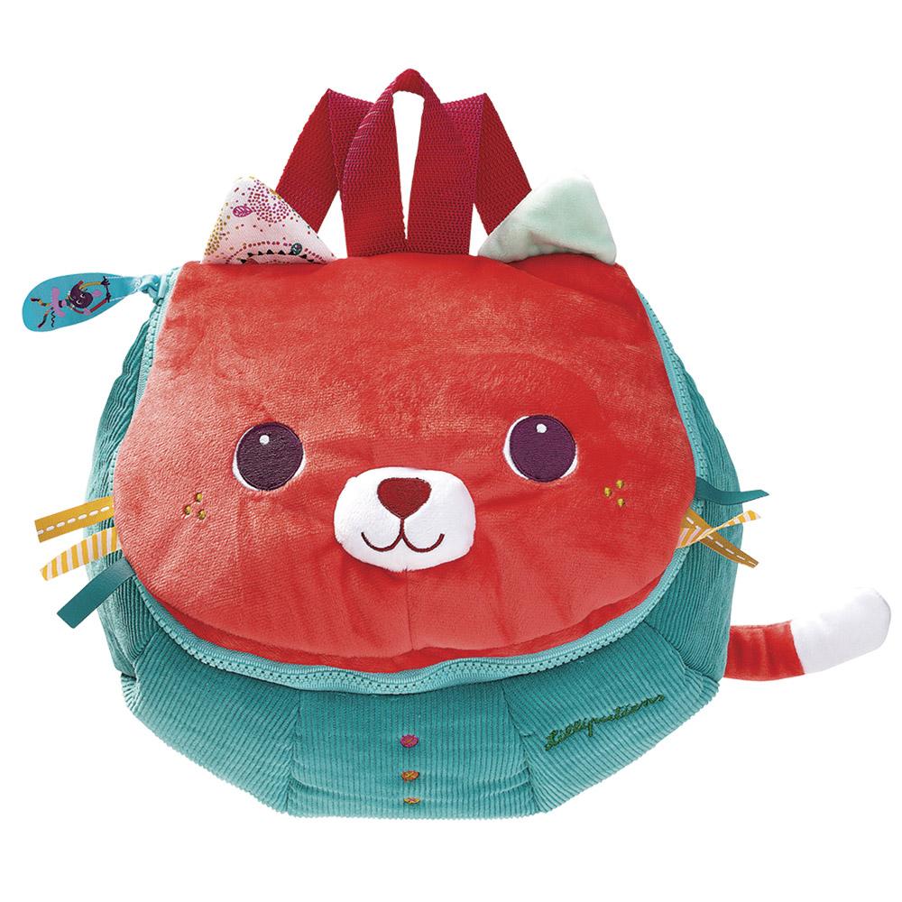 Рюкзачок Lilliputiens мягкий Кошечка Колетт<br>