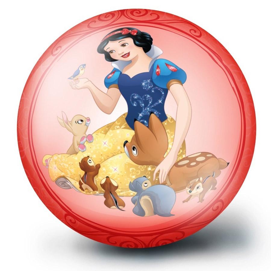 Мяч Fresh-Trend 15см Принцессы Розовый<br>