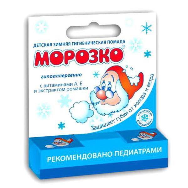 Помада губная Морозко Гигиеническая<br>