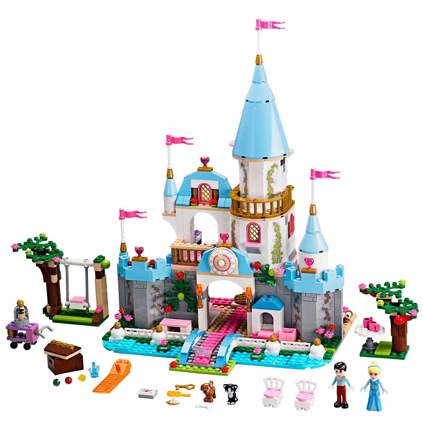 Конструктор LEGO Princess 41055 Дисней Золушка на балу в королевском замке<br>
