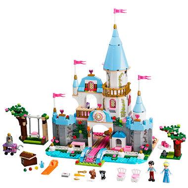 Конструктор LEGO Princess 41055 Дисней Золушка на балу в королевском замке