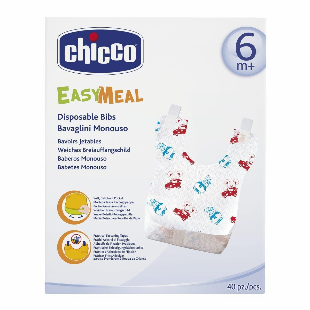 ��������� Chicco ����������� 40 �� � �������� � ��������� (� 6 ���)