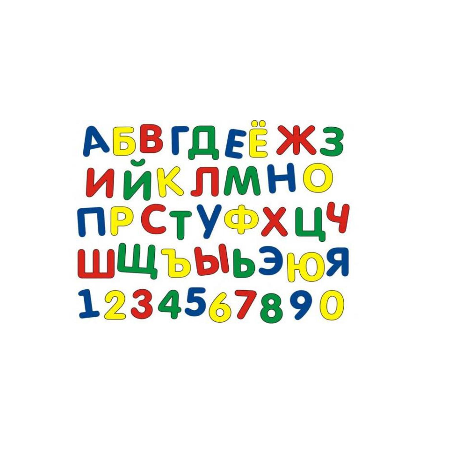 Мозаика мягкая Флексика Алфавит + Цифры<br>