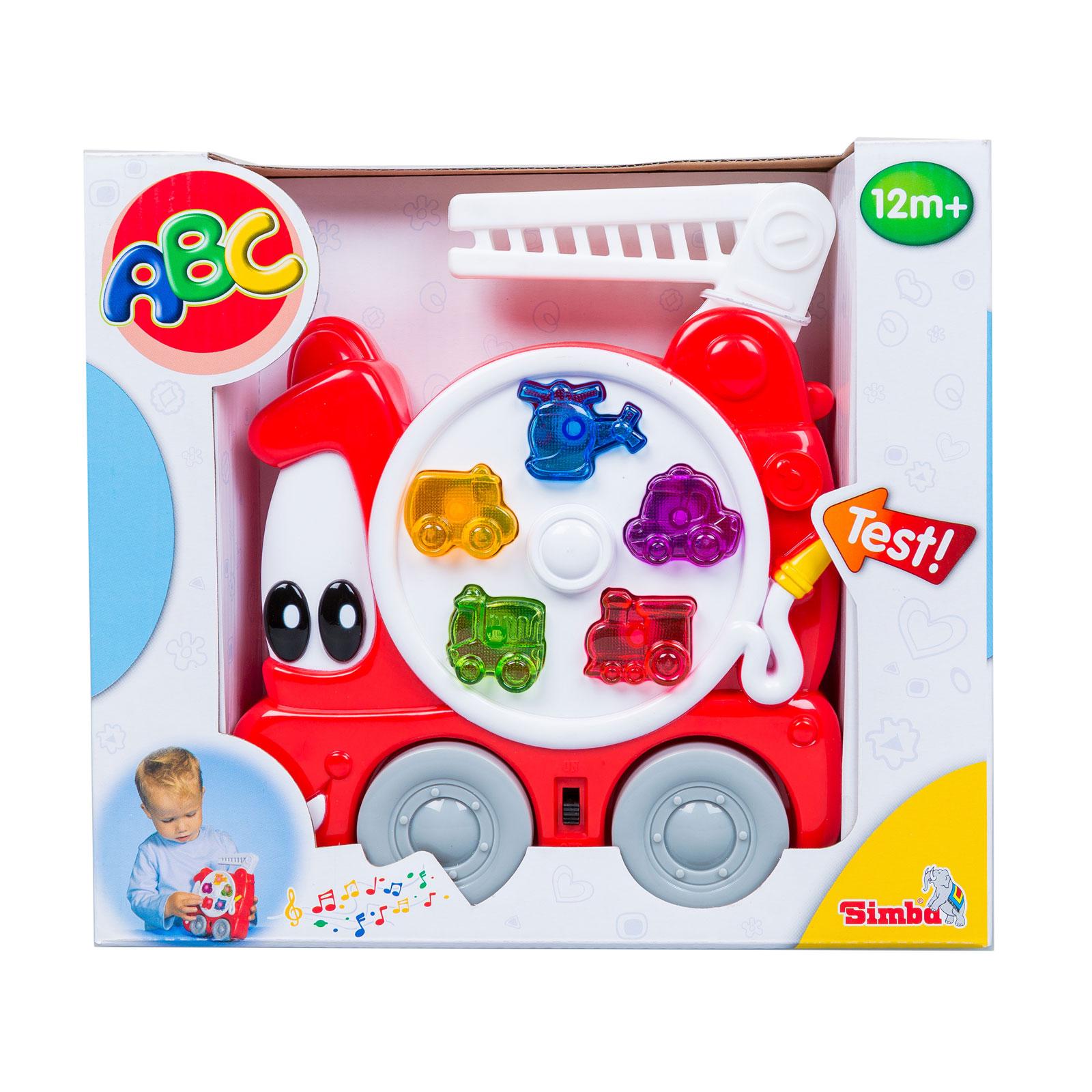 Музыкальная игрушка Simba Музыкальная игрушка Пожарная машина