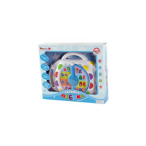Развивающая игрушка Zhorya Веселая Азбука<br>