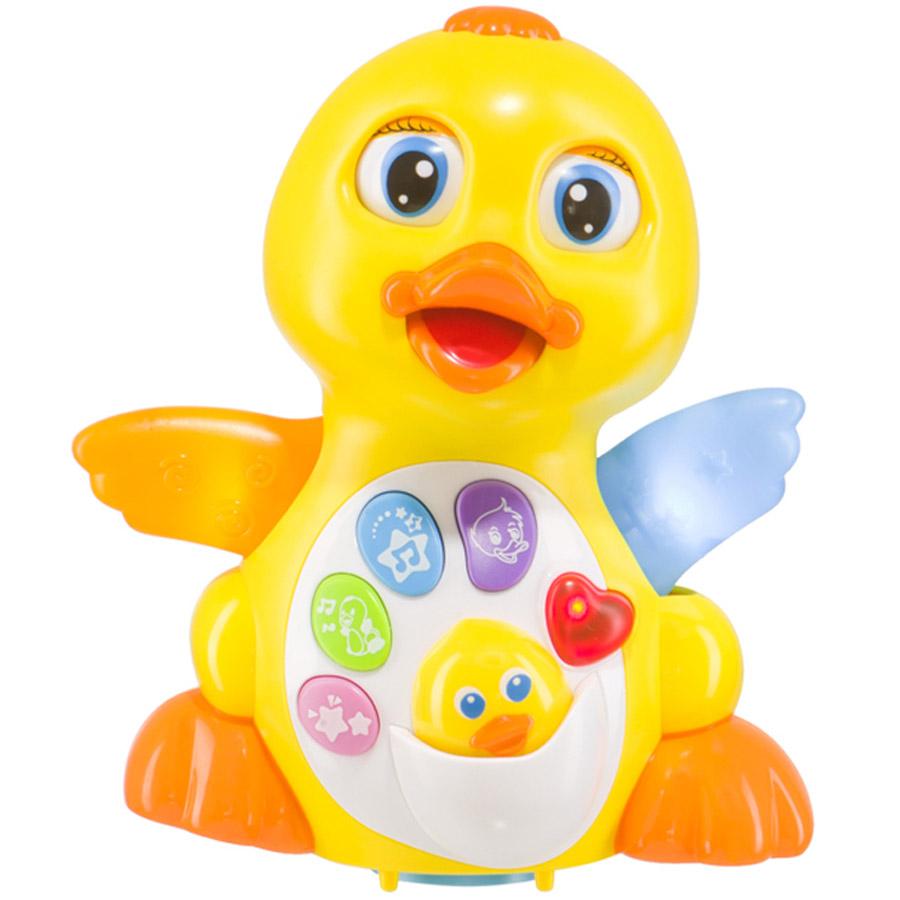 Музыкальная игрушка Happy Baby QUACKY<br>