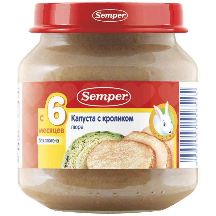 ���� Semper ������ � ������� 125 �� ������ � �������� (� 6 ���)