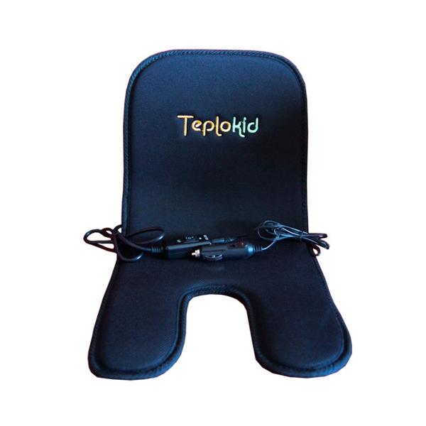 Подстилка Teplokid для обогрева автокресла ТК-002 Черная<br>