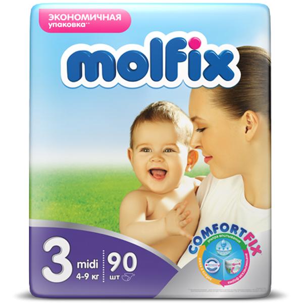���������� Molfix Midi 4-9 ��. (90 ��.) ������ 3