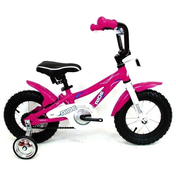 """Велосипед Ride 12"""" Dark Pink"""