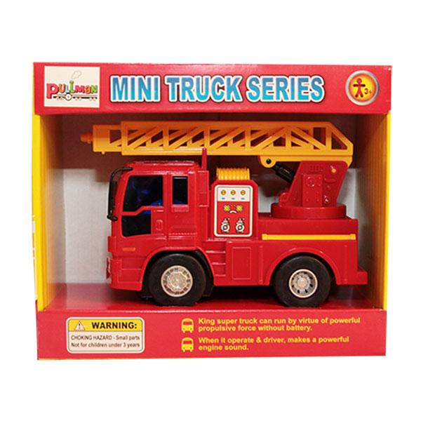 Машинки Pullman «Пожарная машина»