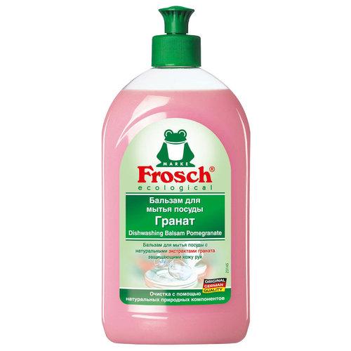 Бальзам Frosch для мытья посуды 0,5 л гранат<br>