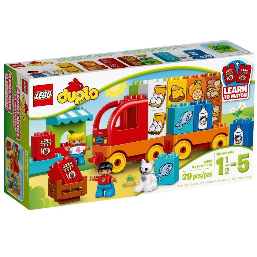 ����������� LEGO Duplo 10818 ��� ������ ��������