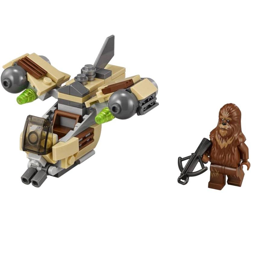 Конструктор LEGO Star Wars 75129 Боевой корабль Вуки<br>