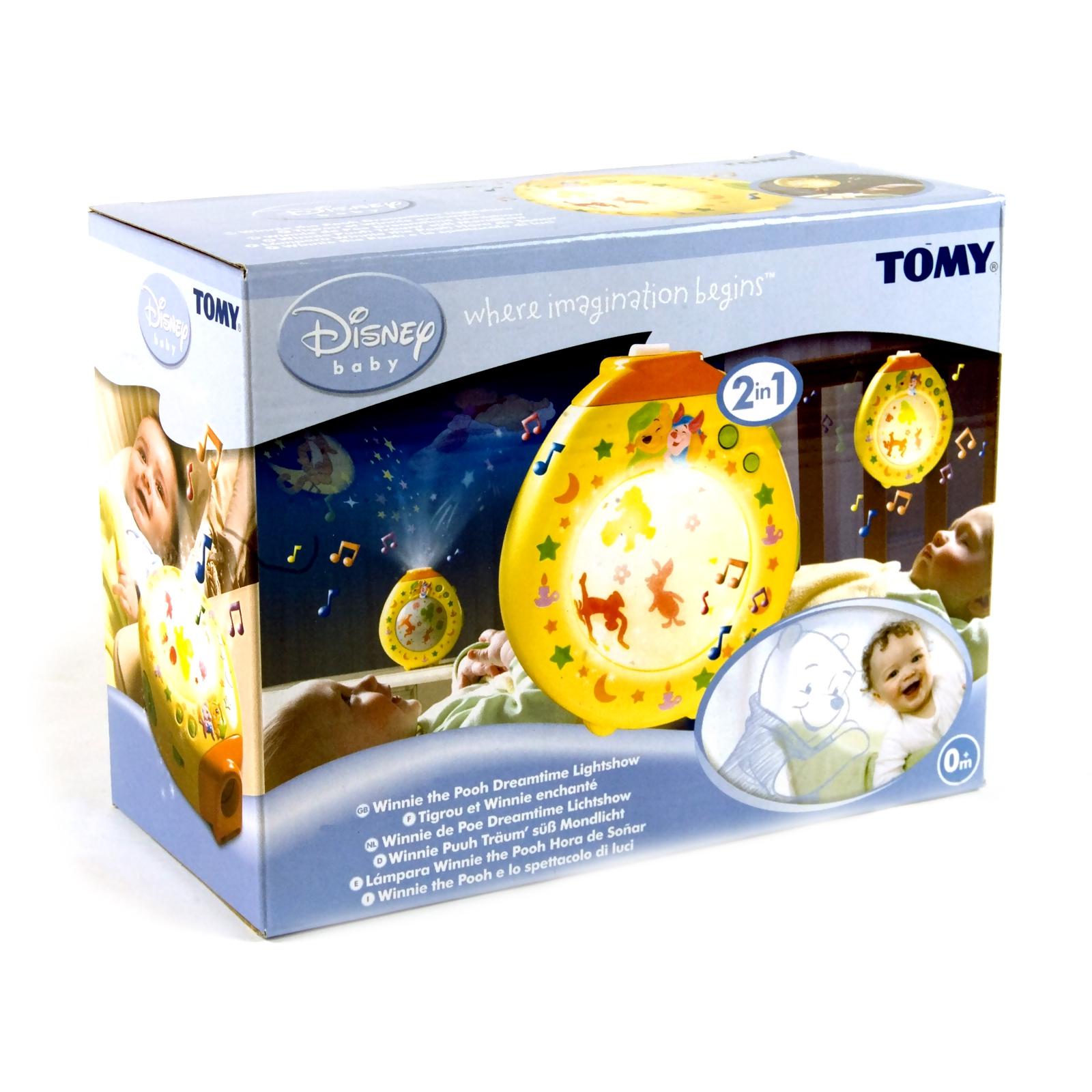 ������-�������� Tomy Winnie the Pooh Dreamtime