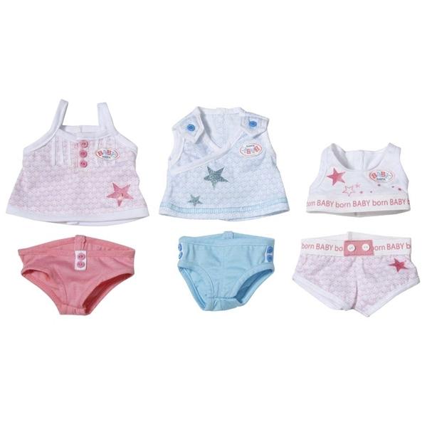 Одежда для кукол Zapf Creation Baby Born Нижнее белье (В ассортименте)<br>