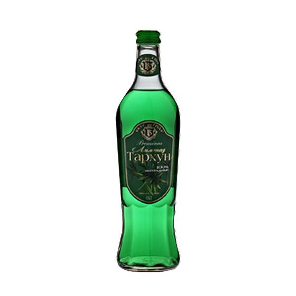 Напиток сильногазированный Вкус года 0,6 л. Тархун
